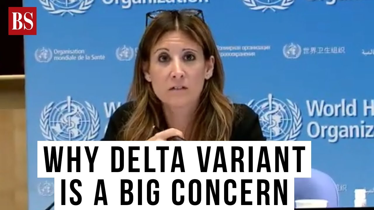 'Two vaccine doses must': WHO decodes Delta variant amid third wave fear