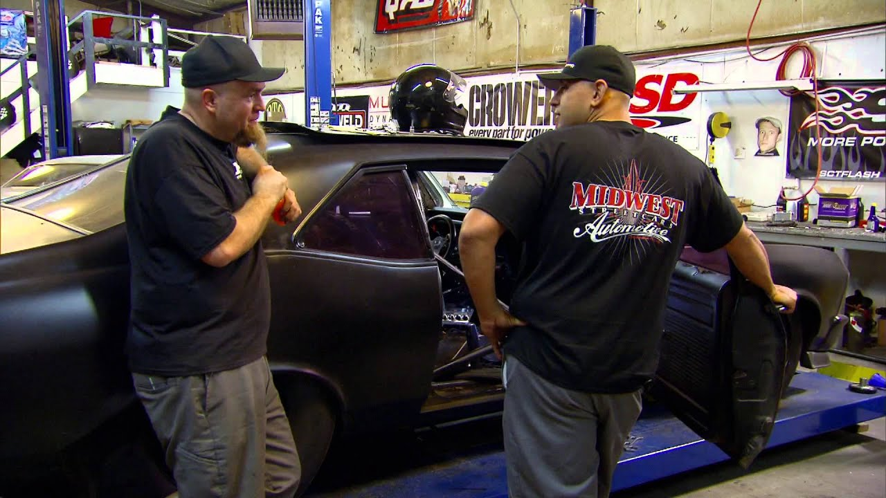 Street Outlaws Deleted Scene - Trouble with the Murder Nova