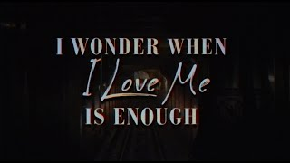 Demi Lovato - I Love Me (Lyric )
