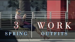 Spring Work Outfit Ideas Thumbnail