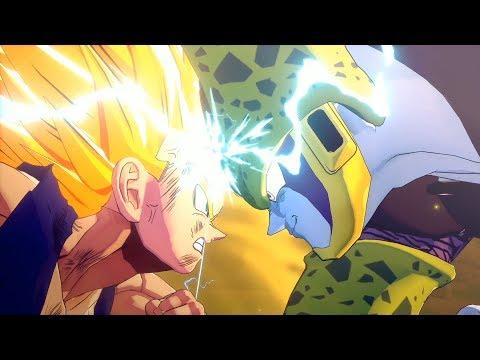 """""""Dragon Ball Z Kakarot"""": Neuer Trailer & Gameplay zeigen Son Gohan"""