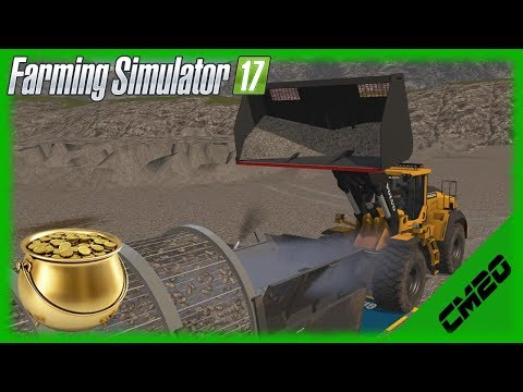 Farming Simulator 17 / PV17v3 / Ep.27 - Going for Gold!