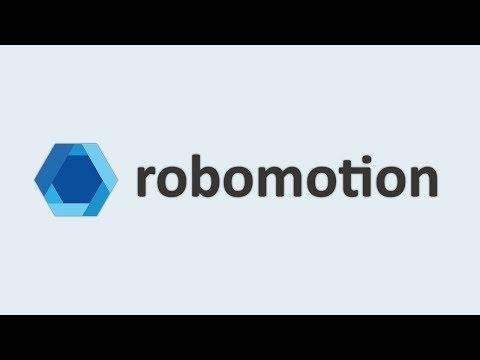 Robomotion RPA Introduction