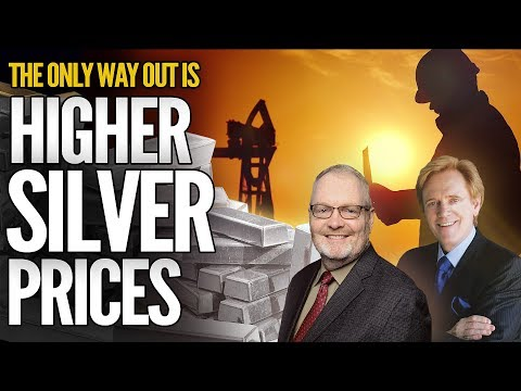 Why A Higher Silver Price is Going To Stun Markets - Mike Maloney & Jeff Clark Gold