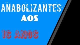 USO DE ANABOLIZANTES NA ADOLESCÊNCIA