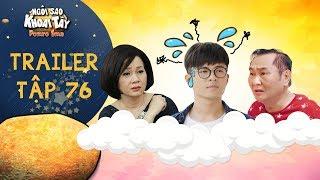 Ngôi sao khoai tây | trailer tập 76: Hoàng Vũ khiến cả nhà lo lắng tột độ vì mắc căn bệnh lạ