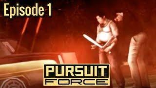 "Pursuit Force - Episode 1 ""Mobster Madness"""
