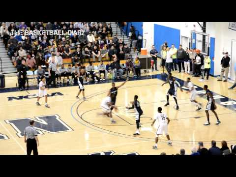 Cheick Diallo of Our Savior New American School Senior Year Highlights