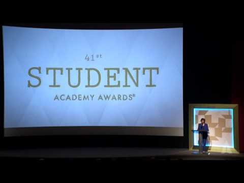 Cheryl Boone Isaacs: 2014 Student Academy Awards
