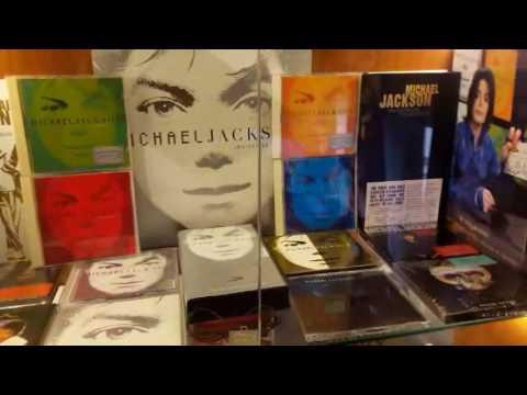 Michael Jackson Collector Room