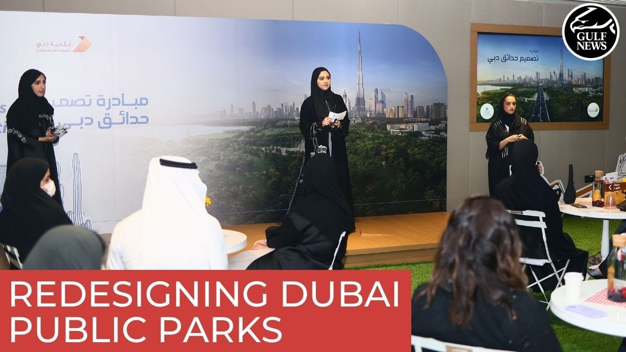 Dubai forms teams of UAE nationals to lead transformation of public parks