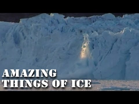 Amazing Things Of Ice | Extreme Enviornments EP03