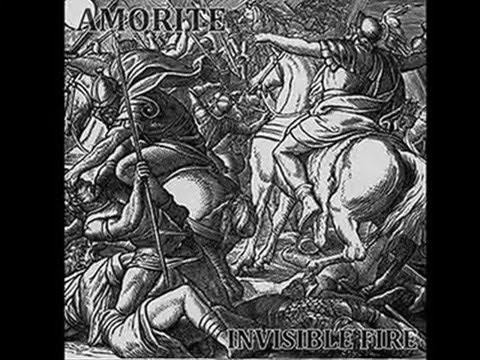 Amorite - Invisible Fire (Reviu)