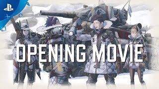 Valkyria Chronicles 4 - Opening Movie | PS4