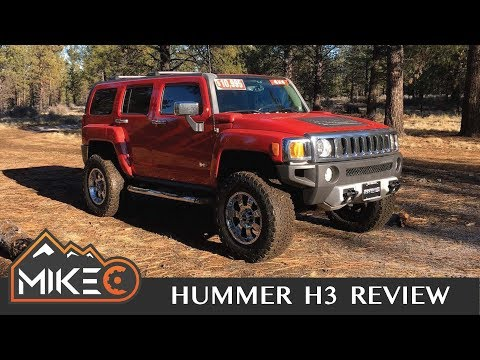 Hummer H3 Review | 2006-2010