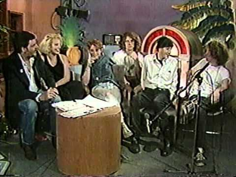 Snakepit (Eugene, Oregon)  interviewed on KLSR video music show 1989
