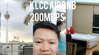 Gambar cover Spacious and Bright Kuala Lumpur Airbnb in KLCC with Rooftop Pool Insane Wifi 200MBPS (Phone Edit)
