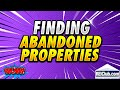 Finding Abandoned Properties - How To Find Abandoned Property and The Owner - REIClub.com