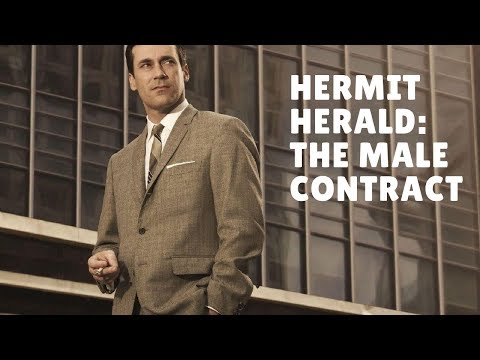 Hermit Herald: The Male Contract (MGTOW)