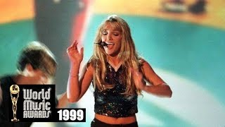 Britney Spears - ...Baby One More Time (Live from World Music Awards 1999)