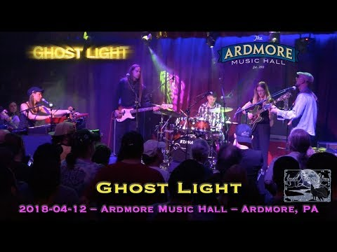 2018-04-12 - Ghost Light - Ardmore Music Hall (full show)