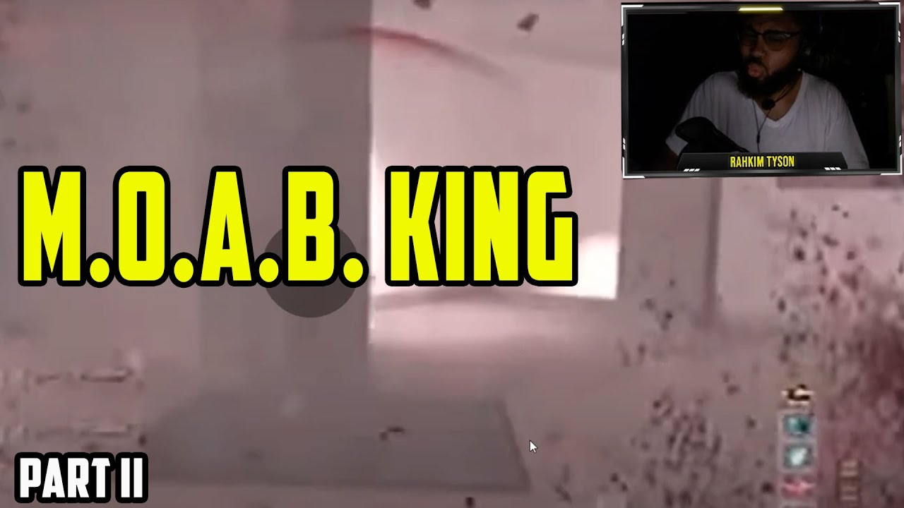 Reacting to my Old YouTube Videos Part II - M.O.A.B. King