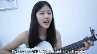 (Vietsub)Bảo bối/宝贝-(Cover by Samantha Jeen)