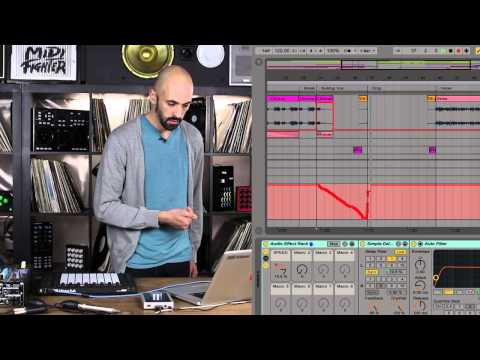 Crafting Pitch Build Effects In Ableton Live