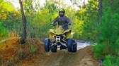 2012 Suzuki Lt Z400 Limited Edition First Ride Atv Sport Quad Road Street Ltz 400 Z400 Gopro Youtube