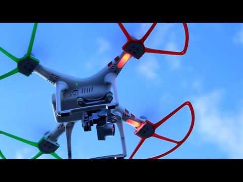 Drone Dodoma Town