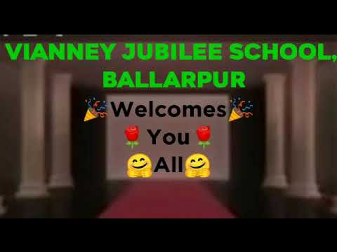 Vianney Jubilee School, Ballarpur CHILDREN'S DAY CELEBRATION 2020
