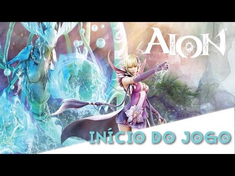 AION – Jogando Online | INÍCIO DO JOGO #01