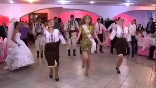Молдавская свадьба!Бомба