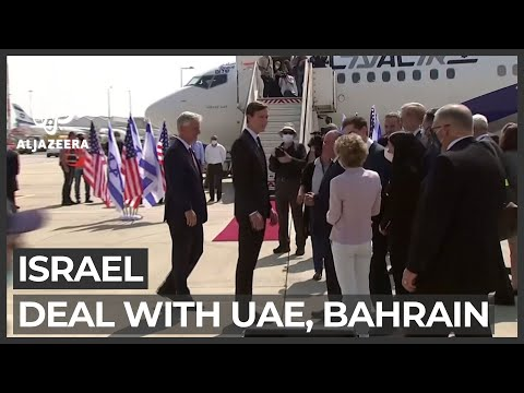 Israel To Sign Peace Deal With UAE And Bahrain