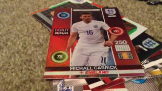 3 Pack Opening for the brand new Adrenalyn XL England 2016 Collection!