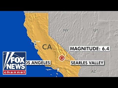 California Governor Requests Presidential Declaration for Quake Assistance