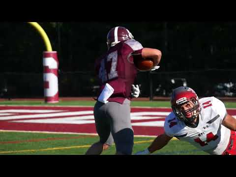 Springfield College Football Highlights - September 23, 2017
