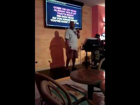 Cancun (Tony's drunken karaoke) pt. 1