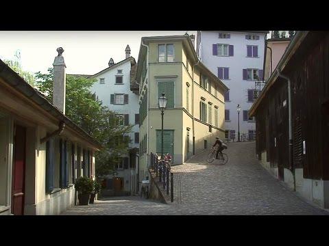 ZÜRICH  (Schweiz / Swiss) Sightseeing - Musik PETER THOMAS