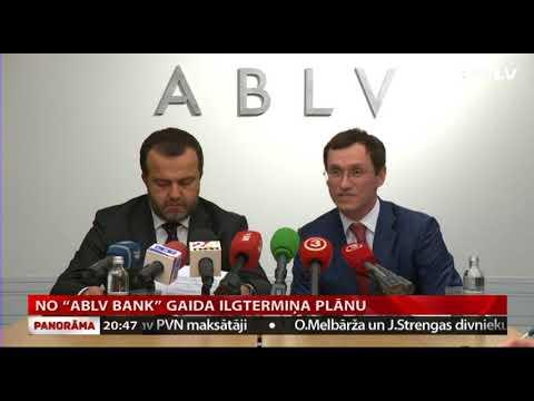 "No ""ABLV Bank"" gaida ilgtermiņa plānu"