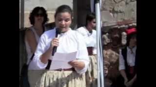 11setembre de 2012 Diada nacional de Cataluya a vacarisses
