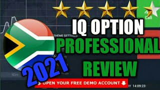 Binary Options In SOUTH AFRICA Review | IQ Option