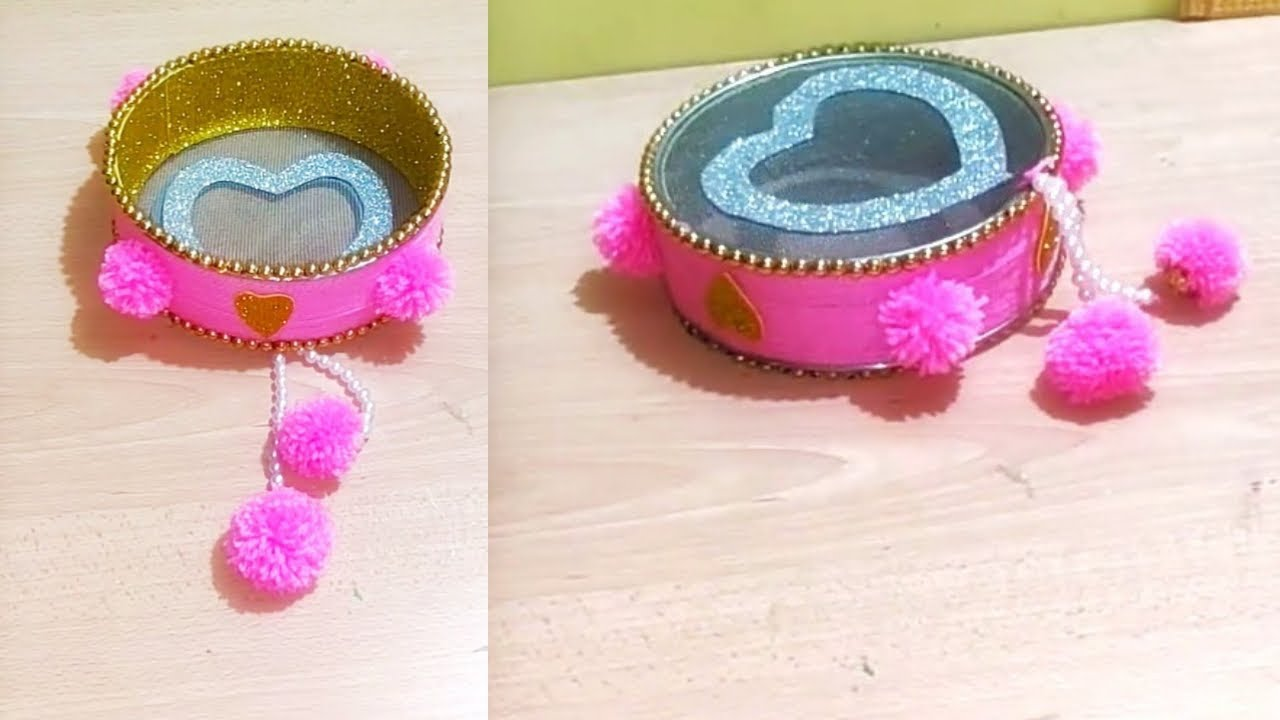 Karva Chauth Chalni Decoration Idea | How to decorate Chalni for Karva Chauth | Karva Chauth decor