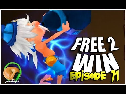 SUMMONERS WAR : FREE-2-WIN - Episode 71 - Water Drunken Master Time!