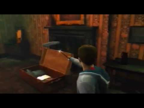 Harry Potter and the Order of the Phoenix (PS3) Gameplay - Part 1