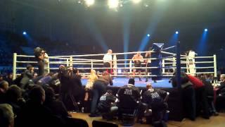 Бокс: Хурцидзе против Дюрана - 18.12.2011 Запорожье
