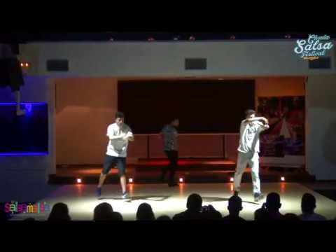 Break Dance Show | 2.Chania Salsa Festival