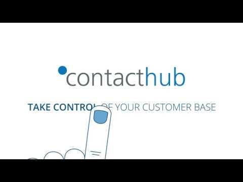 [EN] Contacthub: take control of your customer base