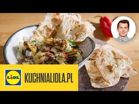 Orientalna Salatka Z Baklazana Karol Okrasa Kuchnia Lidla