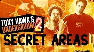 Video Tony Hawk's Underground 2: Secret Areas download MP3, 3GP, MP4, WEBM, AVI, FLV Juli 2018